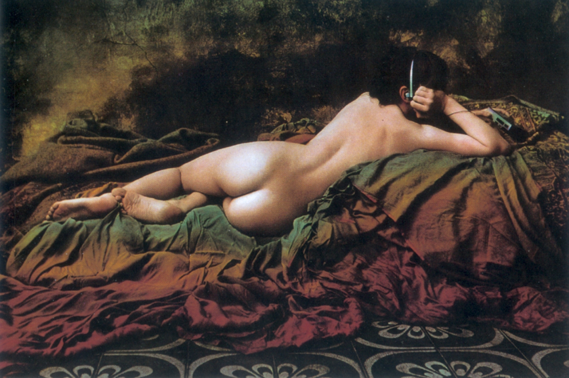 Jan Saudek exhibition opens in Szeged